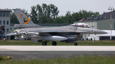 FA-69 - General Dynamics F-16AM Fighting Falcon - Belgium - Air Force