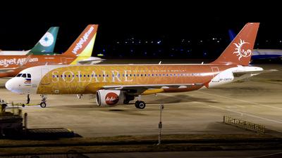RP-C8974 - Airbus A320-216 - AirAsia Zest