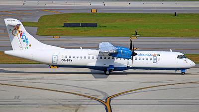 C6-BFW - ATR 72-212A(600) - Bahamasair