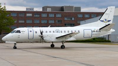 UR-ELQ - Saab 340B - Air Urga