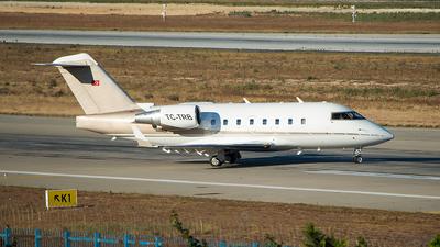 A picture of TCTRB - Bombardier CL604 Challenger - [5494] - © Muhsin Uçarkuş