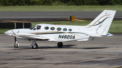 A picture of N4820A - Cessna 414A Chancellor - [414A0201] - © Angel Natal