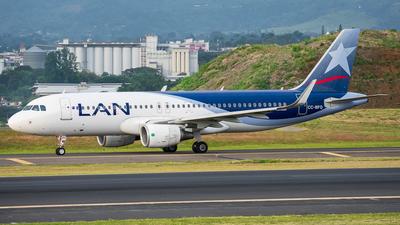 CC-BFQ - Airbus A320-214 - LAN Airlines