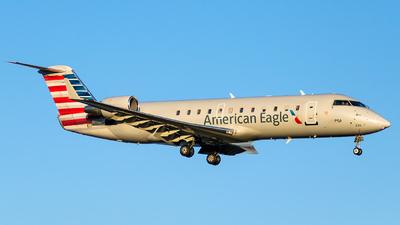 N220PS - Bombardier CRJ-200ER - American Eagle (PSA Airlines)