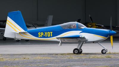 SP-YOT - Vans RV-7A - Private