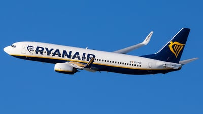 EI-FZR - Boeing 737-8AS - Ryanair