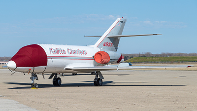 N192CK - Dassault Falcon 20 - Kalitta Charters