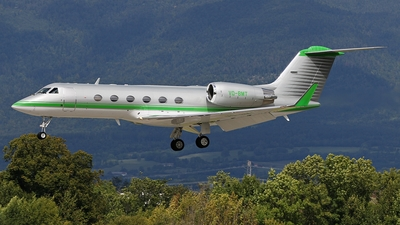 VQ-BMT - Gulfstream G-IV(SP) - Gama Aviation