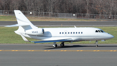 N541Z - Dassault Falcon 2000LX - Private
