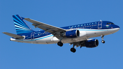 4K-AZ04 - Airbus A319-111 - AZAL Azerbaijan Airlines