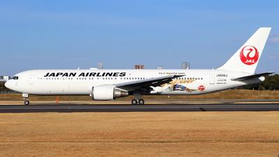 A picture of JA656J - Boeing 767346(ER) - Japan Airlines - © aptxin485
