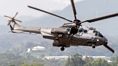 M55-11 - Eurocopter EC 725AP Caracal - Malaysia - Air Force