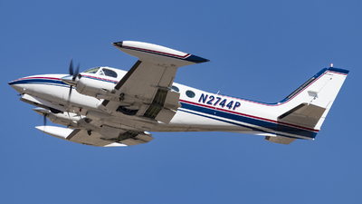 N2744P - Cessna 340A - Private