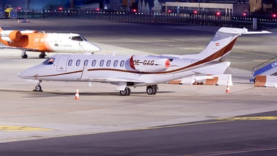 OE-GAG - Bombardier Learjet 75 - International Jet Management