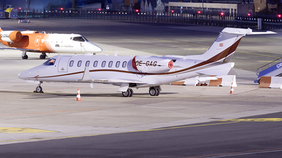 OE-GAG - Bombardier Learjet 75 - Private
