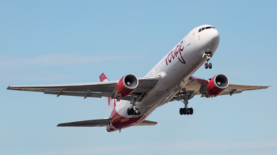 C-GEOU - Boeing 767-375(ER) - Air Canada Rouge