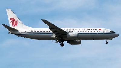B-2648 - Boeing 737-89L - Air China