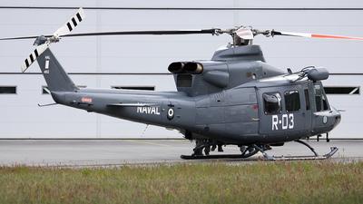 R-03 - Agusta-Bell AB-412SP - Perú - Navy