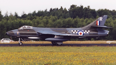 G-KAXF - Hawker Hunter F.6A - Kennet Aviation