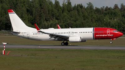 LN-NGX - Boeing 737-8JP - Norwegian