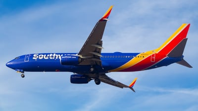 N8565Z - Boeing 737-8H4 - Southwest Airlines