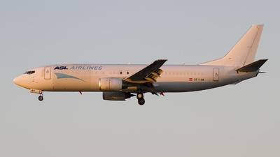 OE-IAM - Boeing 737-490(SF) - ASL Airlines