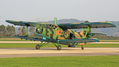 952 - Antonov An-2 - North Korea - Air Force
