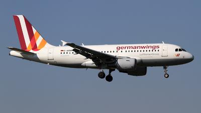 D-AKNR - Airbus A319-112 - Germanwings
