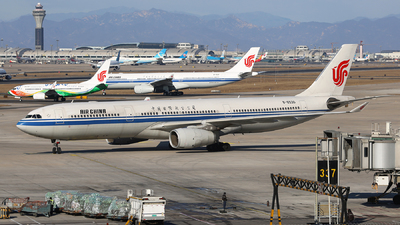 B-6530 - Airbus A330-343 - Air China