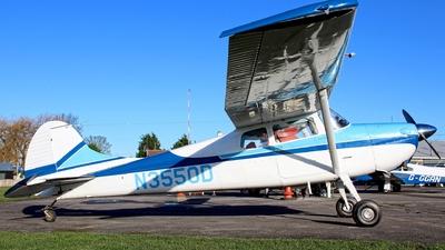 N3550D - Cessna 170B - Private