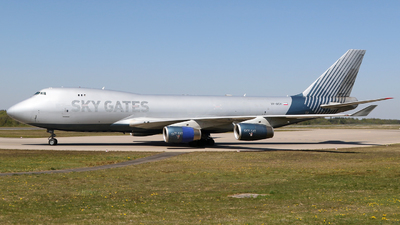 A picture of VPBCH - Boeing 747467(F) - Sky Gates Airlines - © Sascha Brissier
