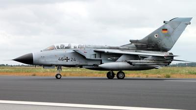 46-24 - Panavia Tornado ECR - Germany - Air Force