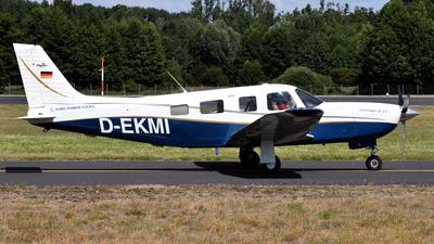 D-EKMI - Piper PA-32R-301T Saratoga II TC - Private