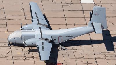 N600NC - De Havilland Canada DHC-4A Turbo Caribou - Rampart Aviation