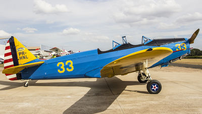 PR-HNL - Fairchild PT-19 Cornell - Private