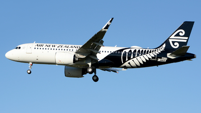 F-WWDE - Airbus A320-271N - Air New Zealand