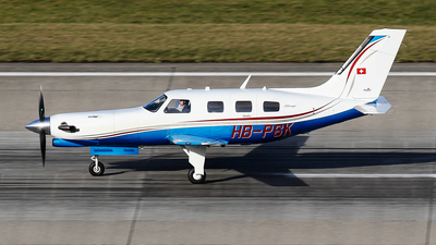 A picture of HBPSK - Piper PA46350P - [4636429] - © C. v. Grinsven