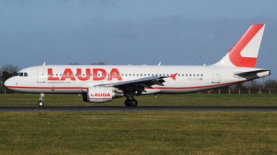 OE-LOS - Airbus A320-214 - LaudaMotion