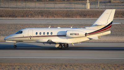 N578QS - Cessna Citation Latitude - NetJets Aviation