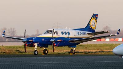 A picture of DIMPG - Beechcraft C90GTx King Air - [LJ2158] - © Chris de Breun