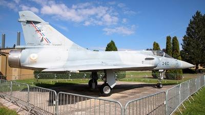 37 - Dassault Mirage 2000C - France - Air Force