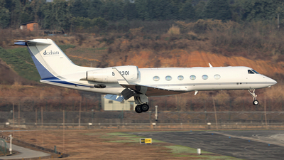 B-8301 - Gulfstream G450 - Private