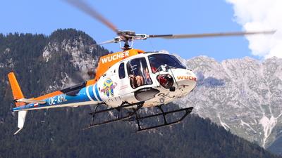 OE-XHL - Aérospatiale AS 350B3 Ecureuil - Wucher Helicopter