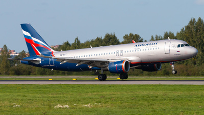 A picture of VQBST - Airbus A320214 - Aeroflot - © KomradAlexey