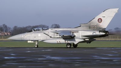 ZH554 - Panavia Tornado F.3 - United Kingdom - Royal Air Force (RAF)