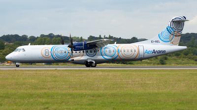 EI-REL - ATR 72-212A(500) - Aer Arann