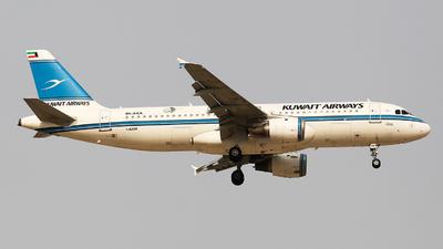 9K-AKA - Airbus A320-212 - Kuwait Airways