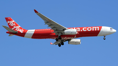 A picture of HSXTK - Airbus A330343 - AirAsia X - © Omid83
