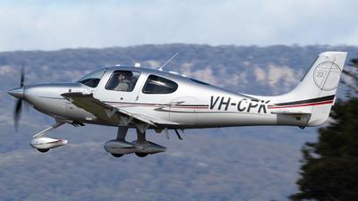 VH-CPK - Cirrus SR22T-GTS - Private