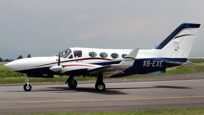 XB-EXE - Cessna 414A Chancellor - Private